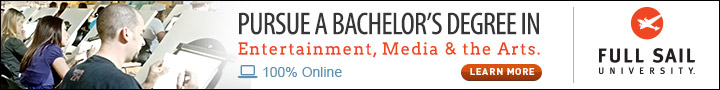 Pursure A Bachelor's Degree In Entertainment, Media & the Arts