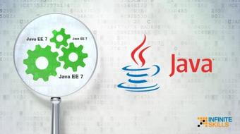 Java EE 7 A Practical Training Course From Infinite Skills course image