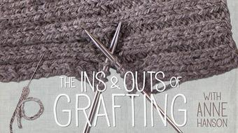 Ins & Outs of Grafting: A Crafty Class on Knitting Together course image