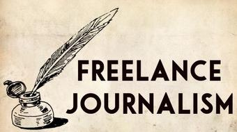 Freelance Journalism in 90 minutes course image