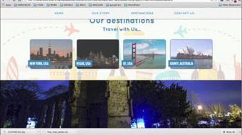Web Development | Build a sleek, dynamic & responsive page course image