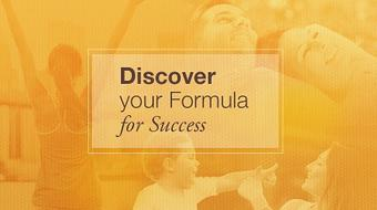 Discover YOUR Formula for Success course image