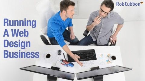 Running A Web Design Business course image