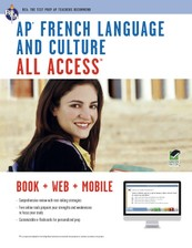 AP® French Language & Culture All Access w/Audio course image