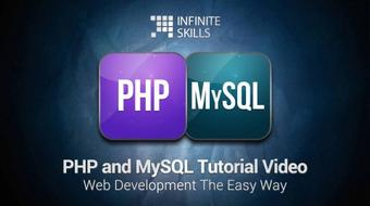 PHP & MySQL - Learn The Easy Way. Master PHP & MySQL Quickly course image
