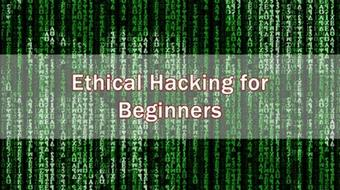 Ethical Hacking for Beginners course image