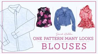 One Pattern, Many Looks: Blouses course image
