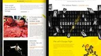 Typographic Layouts: Create Layouts for Content Heavy Websites and Apps course image