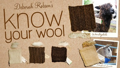 Know Your Wool course image
