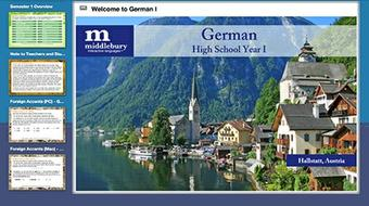 High School German I, Grades 9-12 course image