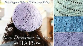 New Directions in Lace: Hats course image