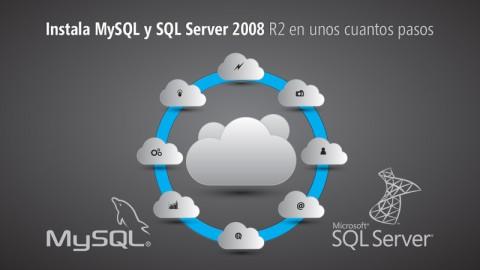 Instala MySQL y SQL Server 2008 R2 en unos cuantos pasos course image