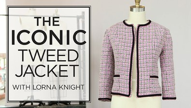 The Iconic Tweed Jacket course image