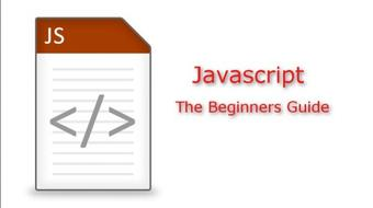 Javascript The Beginners Guide course image
