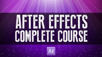 After Effects CS6: The Complete Guide to Adobe After Effects course image