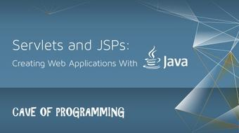 Servlets and JSPs Tutorial: Learn Web Applications With Java course image