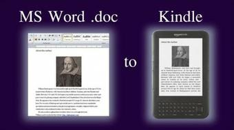 Format MS Word for Amazon Kindle, Get Beautiful Ebooks course image