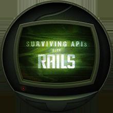 Surviving APIs with Rails course image