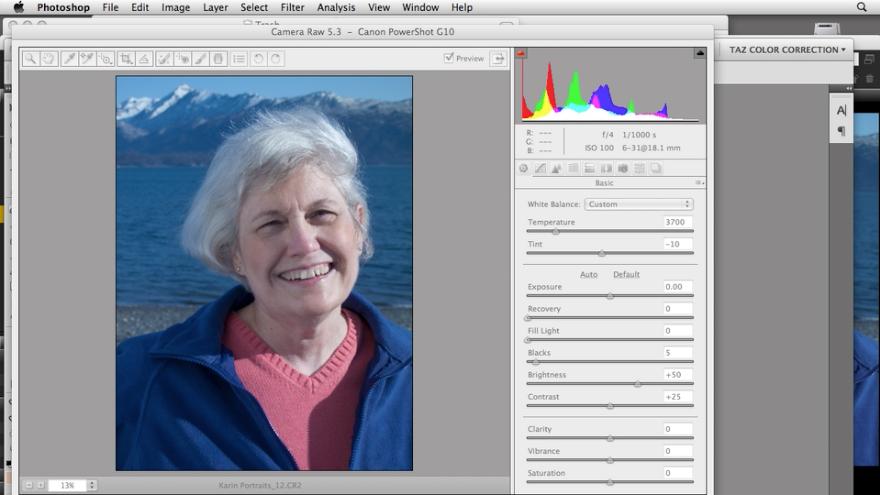 Photoshop CS4: Color Correction course image