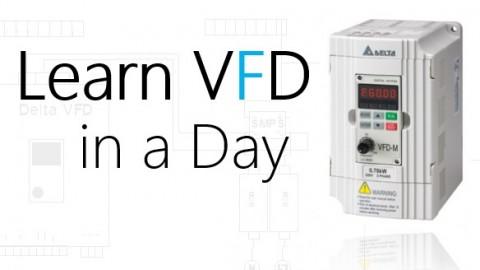 Udemy - Advanced AC Drive- VFD, Servo & Stepper - Powerflex & Delta