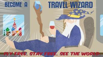 Become a Travel Wizard: Learn to Game the System & Fly Free course image