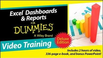 Excel Dashboards & Reports For Dummies course image