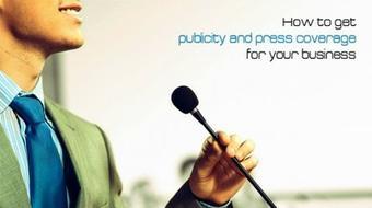 PR Like A Pro: Press Coverage, Publicity & Public Relations course image