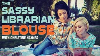 Sassy Librarian Blouse course image