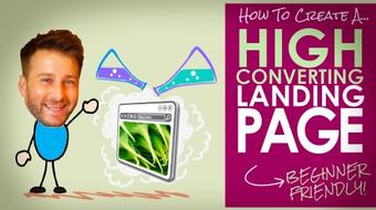 How To Create a High Converting Landing Page course image