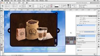 InDesign CS6: Interactive Documents course image