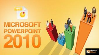 Microsoft PowerPoint 2010 Tutorial course image