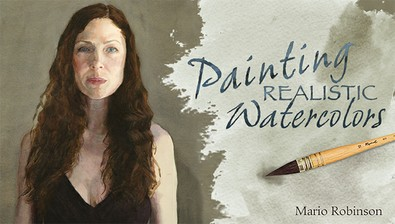 Painting Realistic Watercolors course image