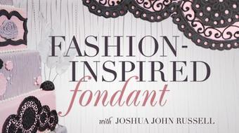 Fashion-Inspired Fondant course image