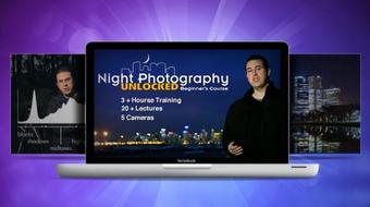 Night Photography Unlocked - No More Dark or Blurry Photos! course image