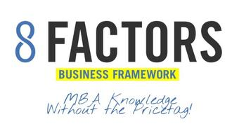 THE 8 FACTORS: Gain Clarity & Grow Your Business course image