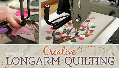 Creative Longarm Quilting course image