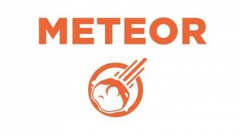 Meteor: Build a real-time web app using only JavaScript! course image