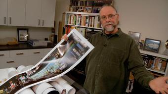 Creative Inspirations: Bert Monroy, Digital Painter and Illustrator course image