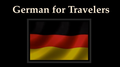 German for Travelers course image