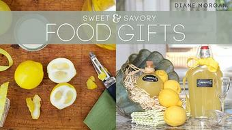 Sweet & Savory Food Gifts course image