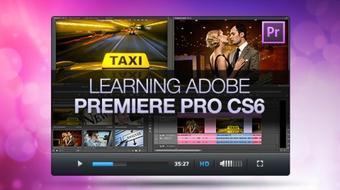 Adobe Premiere Pro CS6 Tutorial - MasterClass Training course image