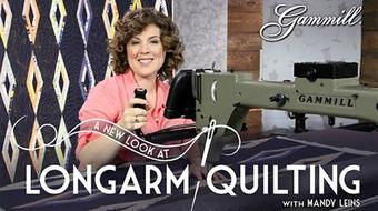 A New Look at Longarm Quilting course image