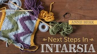 Next Steps in Intarsia course image