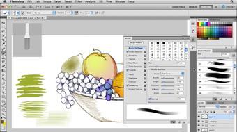 Photoshop CS5 New Features course image
