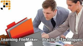 Learning FileMaker - Practical Techniques course image