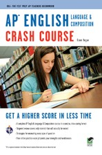 AP® English Language & Composition Crash Course Book + Online course image