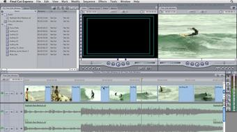 Final Cut Express 4 Essential Training course image