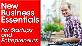 New Business Essentials for Startups and Entrepreneurs course image
