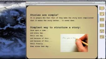 Constructing a Story: Advanced Visual Storytelling course image