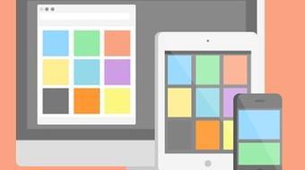 Designing a Responsive Portfolio Site course image